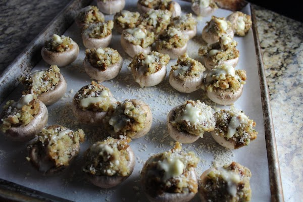 Check the mushrooms after about 30 minutes as they will likely finish before the...
