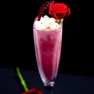 Red Velvet Champagne Shake