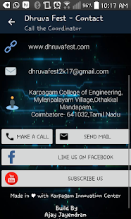 Dhruva Fest @ KCE- screenshot thumbnail