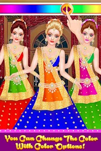 Royal Indian Doll Wedding Salon : Marriage Rituals 4