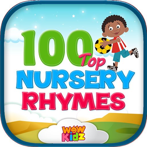 100 Top Nursery Rhymes Ads Free