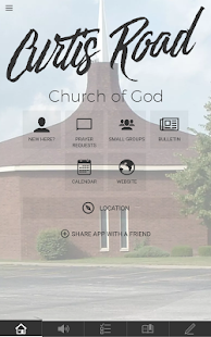 Curtis Road Church of God- screenshot thumbnail