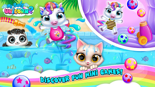 Image of My Baby Unicorn 2 - New Virtual Pony Pet 1.0.23 1