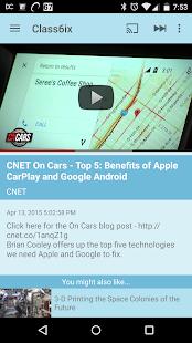 Class6ix News - screenshot thumbnail