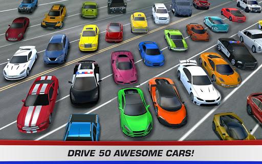 3D Car Driving Simulator - President Donald Trump 1.1 screenshots 2