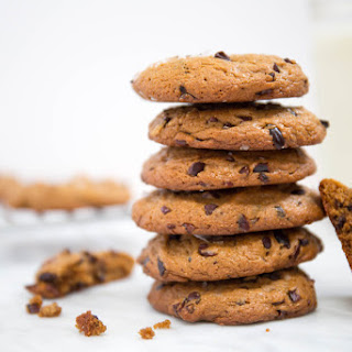 Super Easy Grain Free Chocolate Chip Cookies