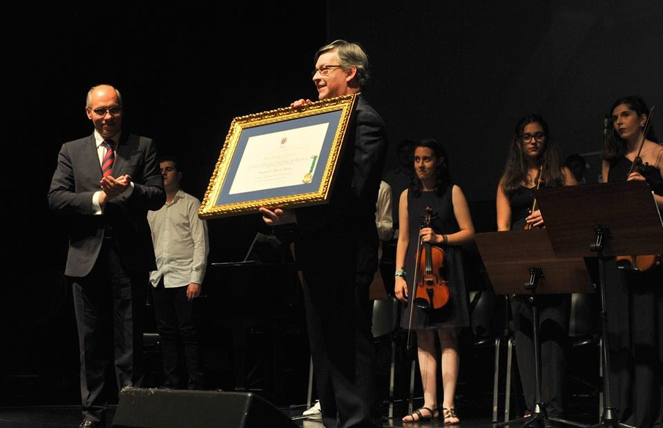 Medalha de Mérito distingue excelência da Academia de Música de Lamego