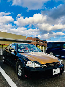 シビック  EK3のカスタム事例画像 三毛猫斗夢さんの2019年01月21日17:24の投稿