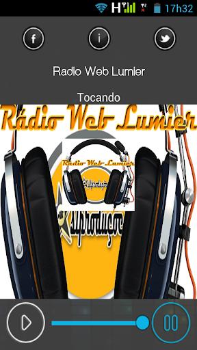 Radio Web Lumier