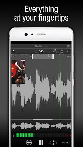 iRig Recorder 3 3.0.2 screenshots 4