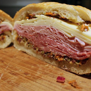 Make A Muffuletta For Game Day