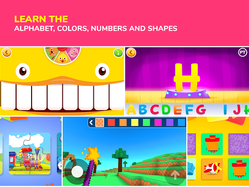 PlayKids - Educational cartoons and games for kids screenshot 7