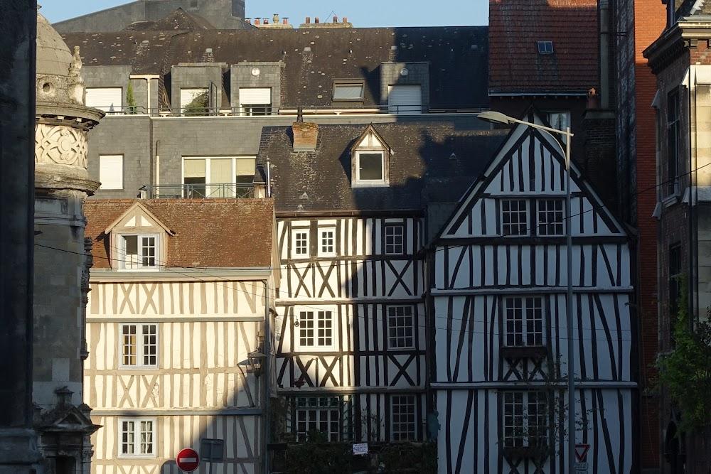 Великолепная солнечная Нормандия. Сентябрь 2019, ОТ
