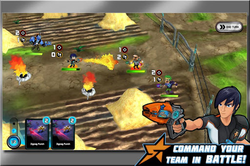Slugterra: Guardian Force 1.0.3 Screenshots 1
