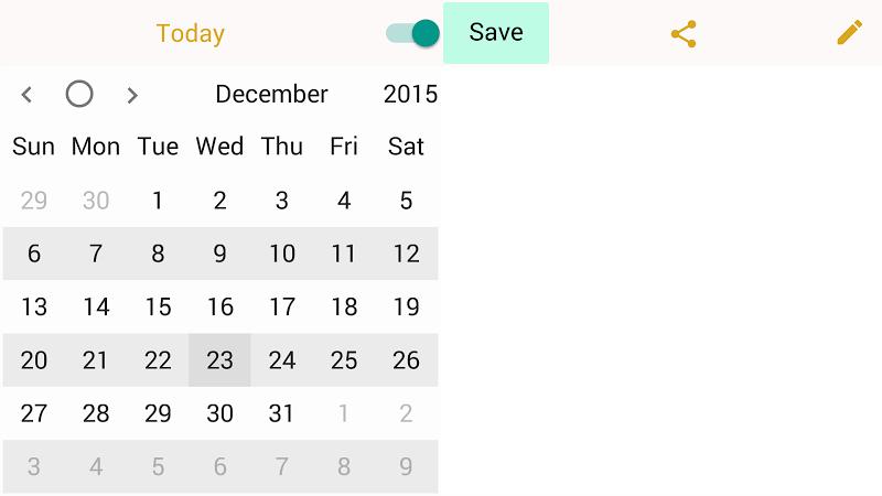 Fine Diary (Paid) Screenshot 2