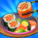 Japanese Food Restaurant - Food Cooking Game icon
