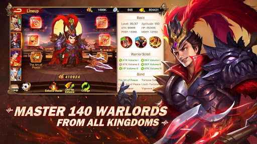 Dynasty Heroes: Legend of SamKok screenshots 2