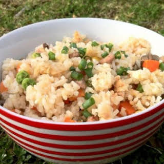 Fried Rice - Chinese comfort food.