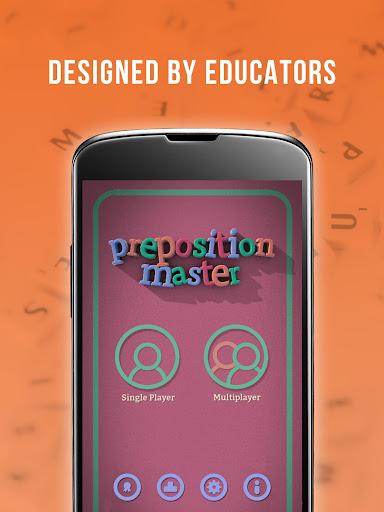 Preposition Master - 영어 배우기 screenshot
