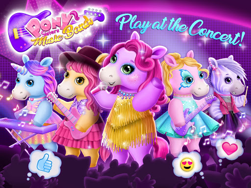 Pony Sisters Pop Music Band - Play, Sing & Design screenshots 14
