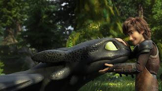 Imagen Como entrenar a tu dragón 3. DREAMWORKS