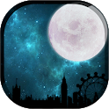 Nightfall Live Wallpaper - Star LWP icon