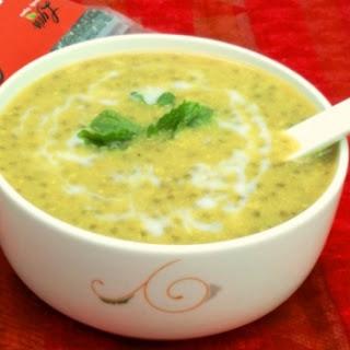 Chia Seeds Vegan Power Soup