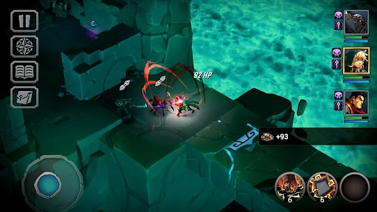 Battle Chasers Nightwar MOD APK v1.0.19 + Data Free Download 4