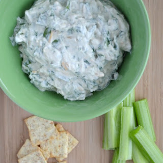 Easiest Ever Spinach Dip