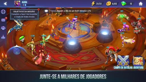 Dungeon Hunter Campeões