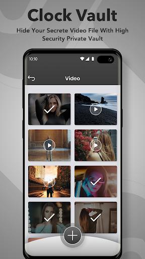 Clock Vault : Secret Photo Video Locker screenshot 9