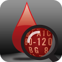 Glucose Buddy : Diabetes Log icon