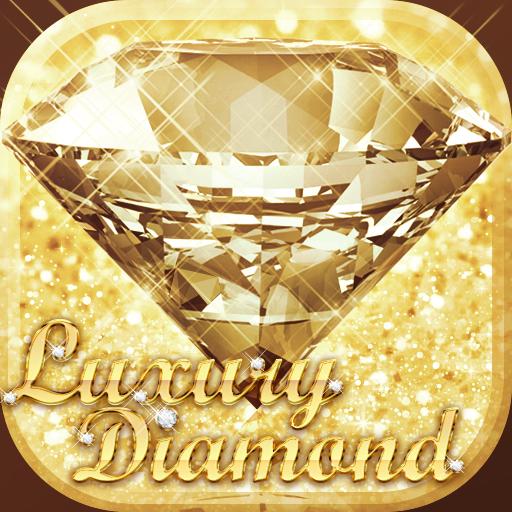 Luxury Diamond theme Clauncher