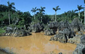 Photo: Laguna de piedra. Sierra de los Órganos (Cuba)
