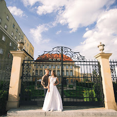 Wedding photographer Yanina Vidavskaya (vydavskayanina). Photo of 07.07.2017