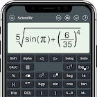 HiEdu Calculatrice scientifique : Fx-570vn Plus icon