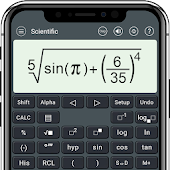 Scientific Calculator - Fx 570vn Plus