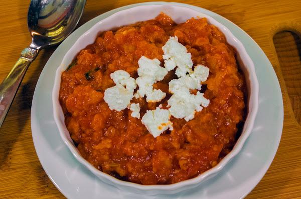 Pappa Al Pomodoro (tuscan Tomato Soup) Recipe