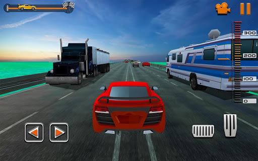 Top Speed Traffic Racer: Car Racing Games 3D  code Triche 1