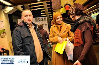 Photo: 6ème Forum des Innovations en Education - Enseignement primaire. Le 26 Novembre 2013 à l'ULB. Organisé par Schola ULB www.schola-ulb.be