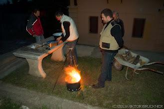 Photo: Tűz már van...