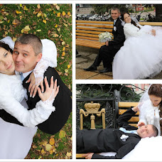 Wedding photographer Yana Kharlanenkova (Ember). Photo of 18.01.2013