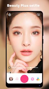 Beauty Cam Plus Selfie Camera - Wonder Sweet cam Screenshot