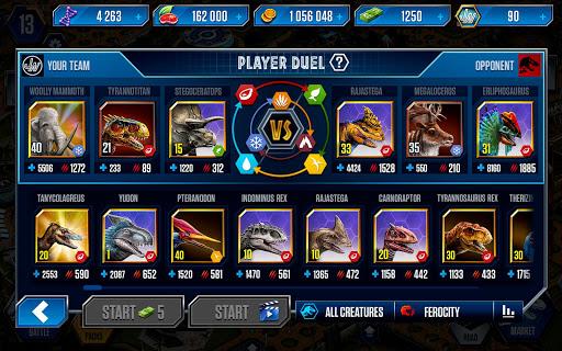 Jurassic Worldu2122: The Game 1.45.1 Screenshots 13