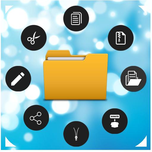 ファイルエクスプロー 工具 App LOGO-APP開箱王