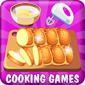 Cooking Egg Bread icon