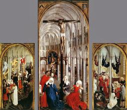 Photo: Seven Sacraments Altarpiece, 1445-50