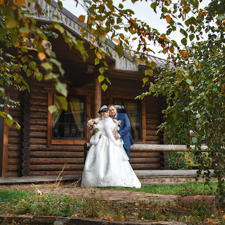 Wedding photographer Sergey Mikhnenko (SERGNOVO). Photo of 08.11.2017
