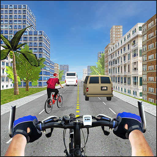 Bicycle Racing Stunt Game 2017