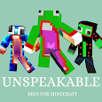 Skin Unspeakable and Maps for Minecraft